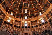 Parma Baptistery Print by Nigel Fletcher-Jones