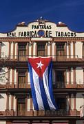 James Brunker - Partagas Cigar Factory
