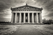 Nashville Tennessee Prints - Parthenon Print by Brett Engle