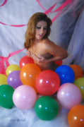 Donna Blackhall - Party Balloon