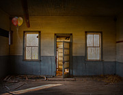 Abandoned House Photos - Partys Over  by Jerry Cordeiro