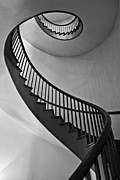 Winding Stairs Prints - Passage Through History Print by Daniel Chen