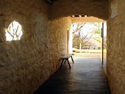 Karen Francis - Passageway at Monticello