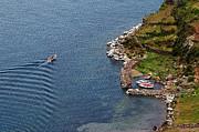 James Brunker - Passing Harbor