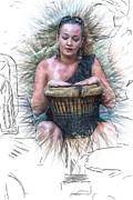 John Haldane - Passion of the Drum...