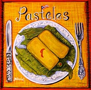 Puerto Rico Originals - Pasteles Puerto Rican Food by Yolanda Rodriguez