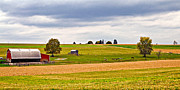 Shed Photo Prints - Pastoral Pennsylvania Print by Steve Harrington