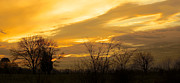 Dusk Photos - Pastoral Sunset by Photographic Arts And Design Studio