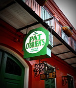 Pat O's Print by Beth Vincent