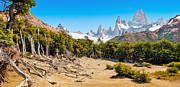Fitz Art - Patagonia by JR Photography