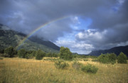 Argentina - Patagonian rainbow by James Brunker