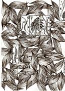 Path Print by Anca S