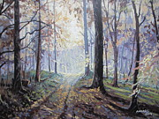 Andrei Attila Mezei - Path In The Woods