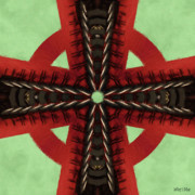 Kaleidoscope Digital Art - Pathway to Knowledge by Jeff Kolker