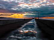Duluth Photos - Pathway to the Sun by Mary Amerman
