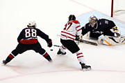 Hockey Photos - Patrick Kane by Sanely Great