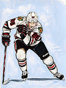 Dave Olsen - Patrick Kane of the...