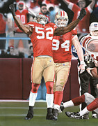 49ers Originals - Patrick Willis by Joshua Jacobs