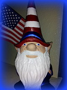 Paul  Wilford - Patriotic Gnome