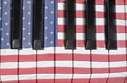 James Bo Insogna - Patriotic Piano keyboard Octave