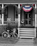 Dave Mills - Patriotic Porch