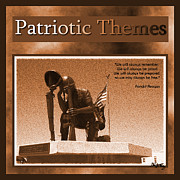 Patriotic Originals - Patriotic Themes Gallery by Glenn McCarthy Art and Photography