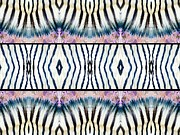 Patterned After Nature IIi Print by Tina  Vaughn