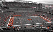 Espn Photo Prints - Paul Brown Stadium Print by Dan Sproul