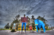 Shawn Everhart - Paul Bunyan and Babe the...