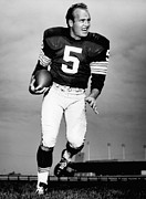American League Metal Prints - Paul Hornung Poster Metal Print by Sanely Great