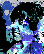 Mccartney Digital Art - Paul McCartney by Allen Glass