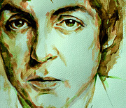 Mccartney Digital Art - Paul McCartney  by Laur Iduc