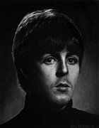 Mccartney Prints - Paul McCartney Print by Stu Braks
