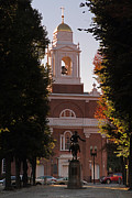 Juergen Roth - Paul Revere Mall and New North Church