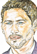 Schools Mixed Media - Paul Walker Tribute by Teresa White