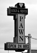 Pawn Posters - Pawn Stars Poster by David Lee Thompson