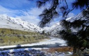 Idaho Scenery Prints - Payette River - Scenic Idaho Print by Photography Moments - Sandi