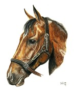 The Moment Painting Originals - Paynter by Pat DeLong