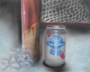 League Originals - PBR and ice hockey by Bas Hollander