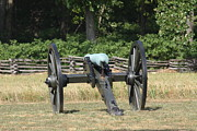Pea Ridge Posters - Pea Ridge Cannon Poster by Jeffrey Burns
