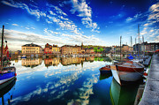 D700 Originals - Peace Honfleur by Jack Torcello