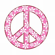 Anne Marie Baugh - Peace In Pink