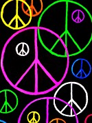 Lisa Bentley Art - Peace  by Lisa Bentley