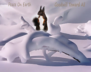 Goodwill Prints - Peace On Earth Print by Terril Heilman