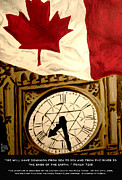 Faytene Grasseschi - Peace Tower Clock