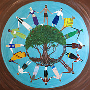 Kate Johnson - Peace Tree