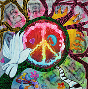 Laura Barbosa - Peace Tree