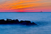 Amazing Sunset Prints - Peaceful Bliss Print by Robert Harmon
