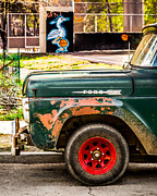 Spokane Prints - Peaceful Ford Print by Daniel Baumer