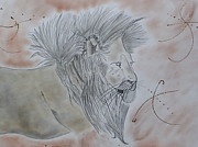 Nicole Burrell - Peaceful Lion